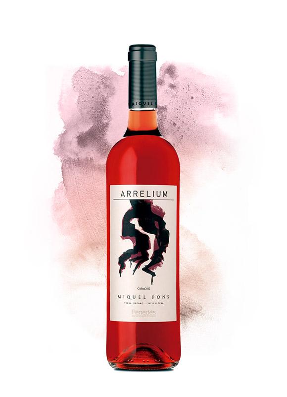 Vino-Arrelium-Rosado-Miquel-Pons
