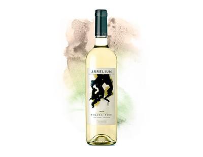 Vino Blanco Arrelium
