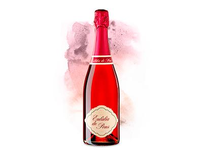 Cava Eulàlia de Pons Rosé